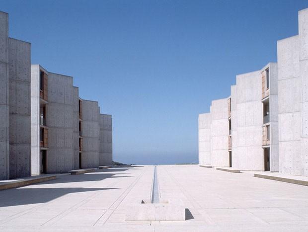 Salk Institute for Biological Studies, San Diego, EUA, fundado por Jonas Salk (Foto: Divulgação)