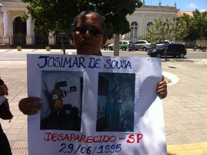 Edileusa de Sousa Nascimento (Foto: Thiago Conrado/ G1)