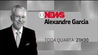 Alexandre Garcia: Toda quarta, às 21h30
