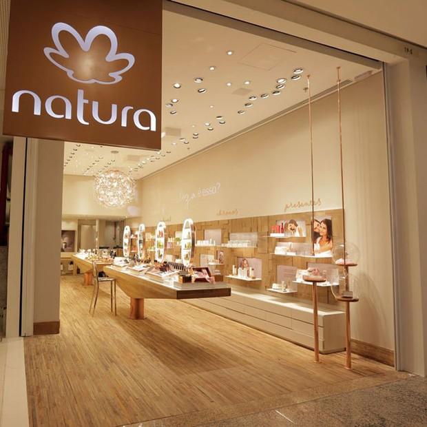 Loja da Natura no Shopping Morumbi (Foto: Reprodução/Facebook)