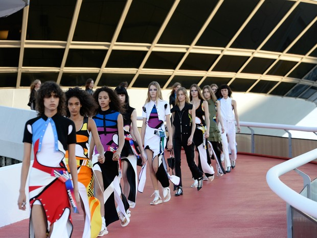 Louis Vuitton Cruise Collection 2017 (Foto: Getty Images)