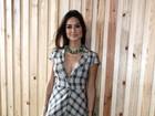 Thaila Ayala vai ao Lollapalooza e avisa: 'Não venho para paquerar'