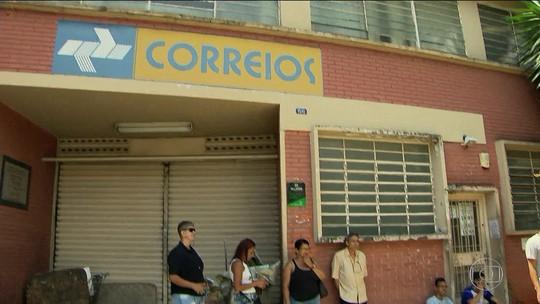 Moradores de SP e Taboão da Serra ficam sem receber correspondência dos Correios