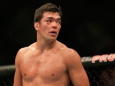 Lyoto Machida Luke Rockhold MMA UFC (Foto: AFP)