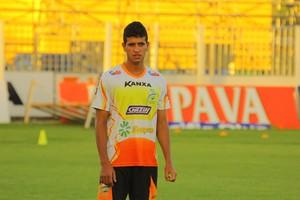 Ricardo, volante, Luverdense (Foto: Assessoria/Luverdense Esporte Clube)