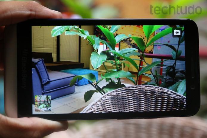 A câmera do Z30 não se sai muito bem em ambientes com pouca iluminação (Foto: Lucas Mendes/TechTudo)