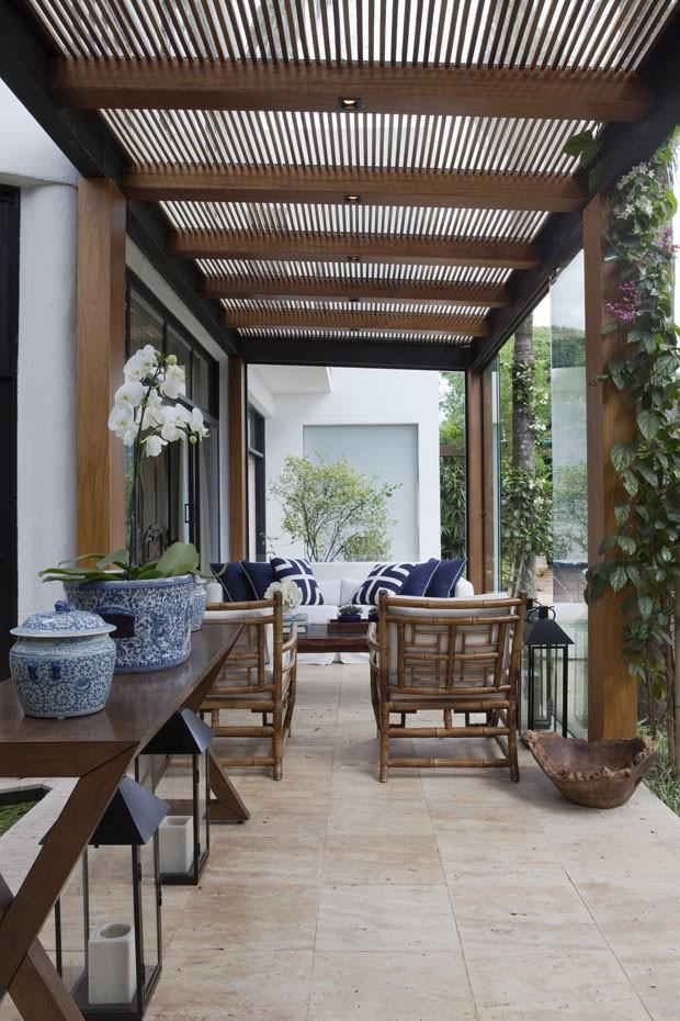 Casa Paulistana Traz O Verde Para O Interior Casa Vogue