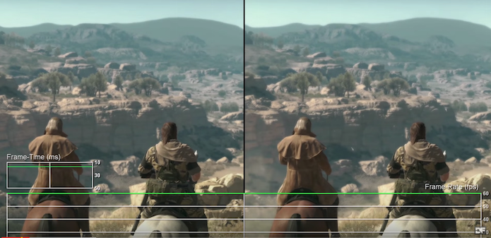 Metal Gear Solid V: The Phantom Pain: vídeo compara versões de Xbox One e PS4 (Foto: Reprodução/Digital Foundry)