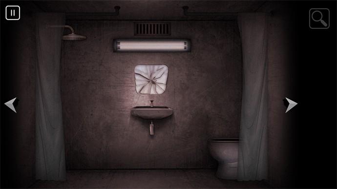 Cenário do presídio é retratado no game (Foto: Reprodução)