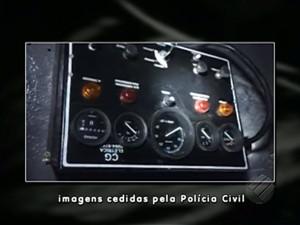 Submarino Vigia tráfico de drogas (Foto: Divulgação/ Polícia Civil)