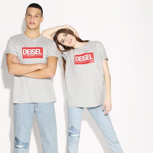 As T-shirts da Deisel devem virai item de colecionador (Foto: divulgação)