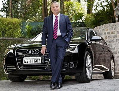 Joerg Hoffman, da Audi (Foto: Audi)
