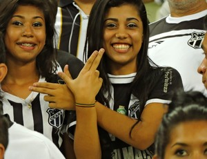 Torcida, Ceará, Fortaleza, Clássico-Rei (Foto: Tom Alexandrino)