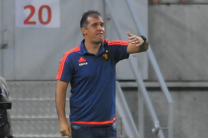 Sport x Palmeiras - Arena Pernambuco (Foto: Aldo Carneiro/Pernambuco Press)