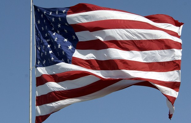 Bandeira dos Estados Unidos (Foto: Al Messerschmidt/ Getty Images)