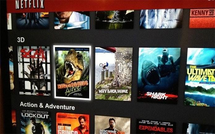 Filmes em 3D no Netflix norte-americano (Foto: Reprodução/3D Movie Streaming) (Foto: Filmes em 3D no Netflix norte-americano (Foto: Reprodução/3D Movie Streaming))