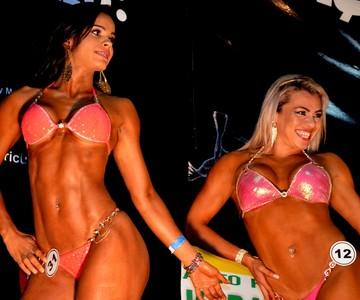 Campeonato de Musculação e Fitness (Foto: Tércio Neto)