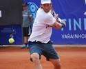 André Ghem é campeão de duplas em Tampere e vai à final de simples
