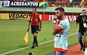 Zé Marco admite Atlético-AC superior e lamenta fim de sonho do título