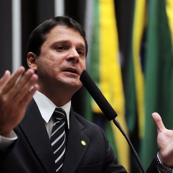 O deputado Reguffe (PDT-DF) (Foto: Leonardo Prado/ Câmara dos Deputados)