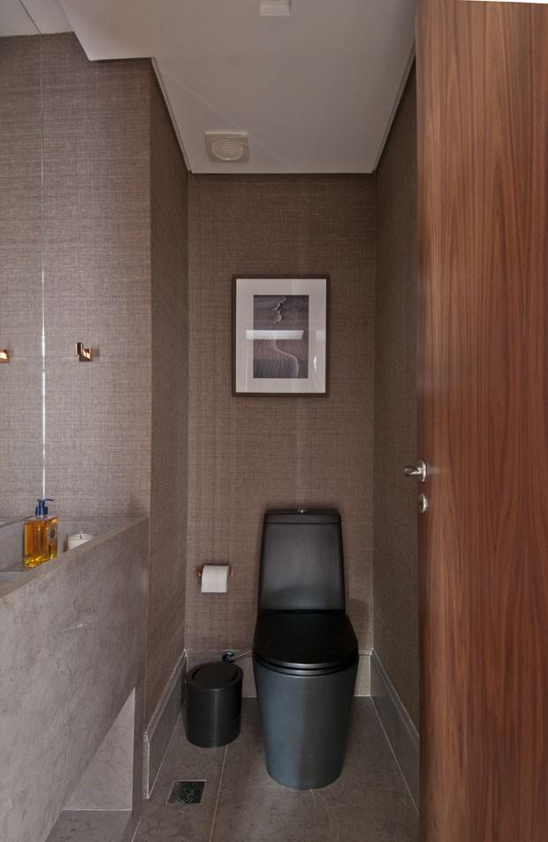 Rústico na medida, apartamento revela estilo tranquilo da proprietária (Foto:  Marco Antonio/divulgação)