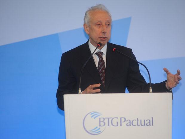 Pérsio Arida, presidente interino do BTG Pactual. (Foto: Divulgação/BTG Pactual)