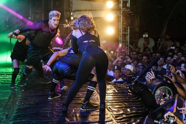 Wanessa estreia nova turnê com show em São Paulo (Foto: Manuela Scarpa/Photo Rio News)