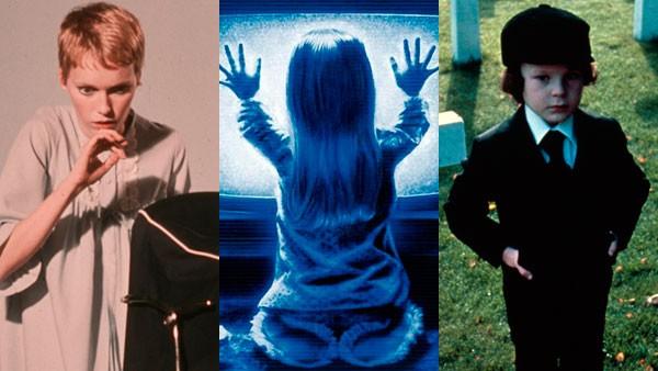 O Bebê de Rosemary (1968), Poltergeist  (1982) e A Profecia (1976) são alguns dos filmes que possuem bastidores dignos de uma sexta-feira 13 (Foto: Divulgação)