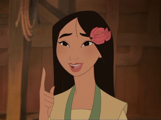 'Mulan', animação da Disney de 1998 (Foto: Divulgação)