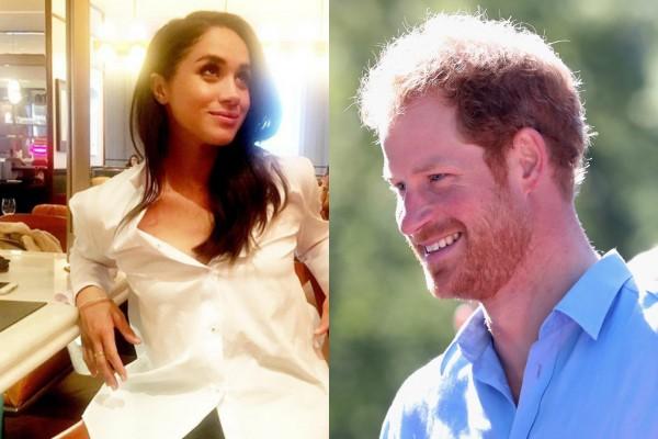 Meghan Markle e príncipe Harry  (Foto: Reprodução Instagram/Getty Images)