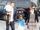 Jennifer Garner cancela divórcio com Ben Affleck por estar grávida, diz site