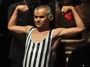 Miss Pirangi: 'Sou a melhor quenga do Bataclã!'