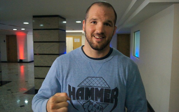 Matt Hamill UFC MMA (Foto: Ivan Raupp)