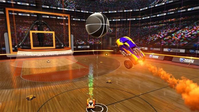 Rocket League irá ganhar modo de basquete e pinturas baseadas em Dying Light (Foto: Reprodução/Polygon)