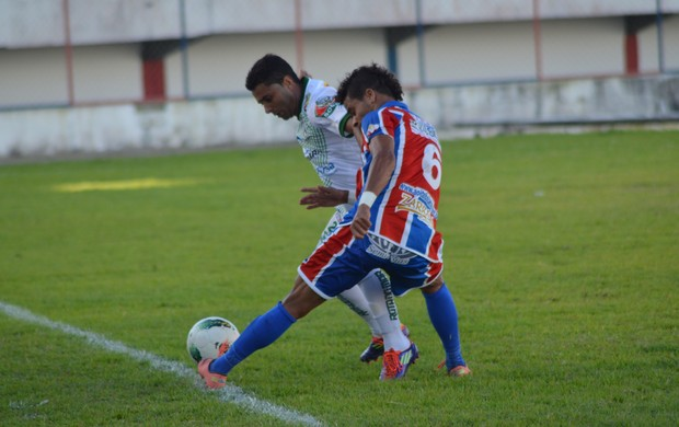 Itabaiana e Sousa empataram em 0 a 0  (Foto: Felipe Martins/GLOBOESPORTE.COM)