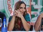 Ivete Sangalo diz que se pudesse desfilaria com 'troço pequenininho'