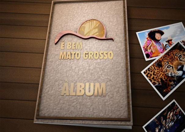 Álbum É Bem MT reune os mais belos cliques dos telespectadores. (Foto: Reprodução/TVCA)