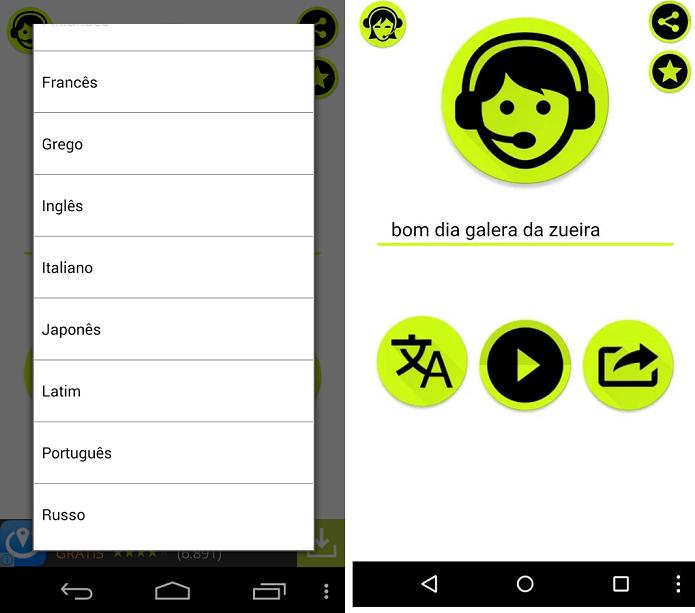 Voz da Mulher do Tradutor  tem divertidas mensagens de áudio para o WhatsApp (Foto: Divulgação)