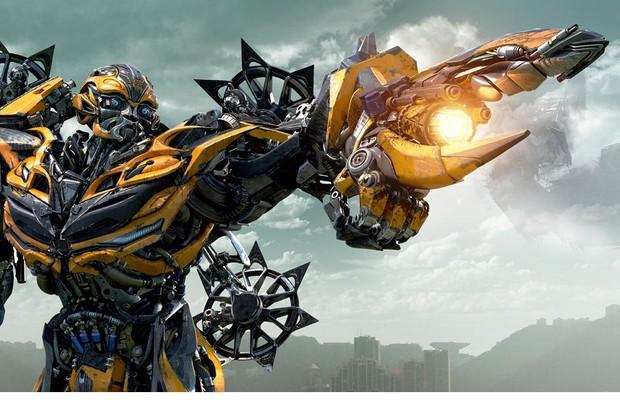Armas de Bumblebee (Foto: Divulgação)