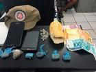 Grupo vende drogas dentro de pães por meio de aplicativo e é preso na BA