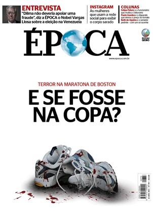 Capa - Edição 778 (Foto: reprodução/Revista ÉPOCA)