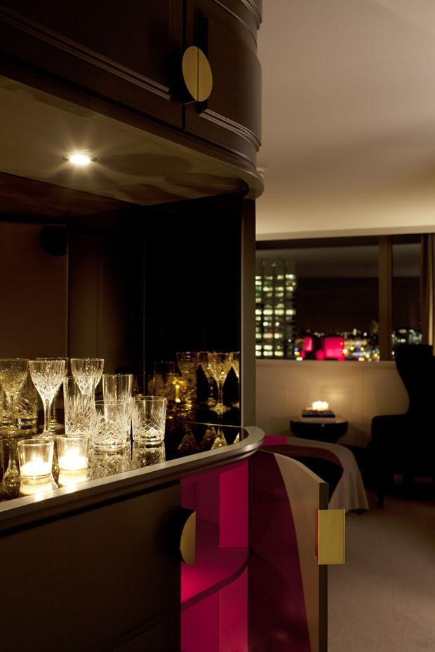 Hotel londrino embarca no design