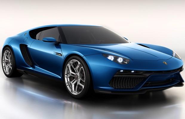 Lamborghini Asterion (Foto: Divulgação)