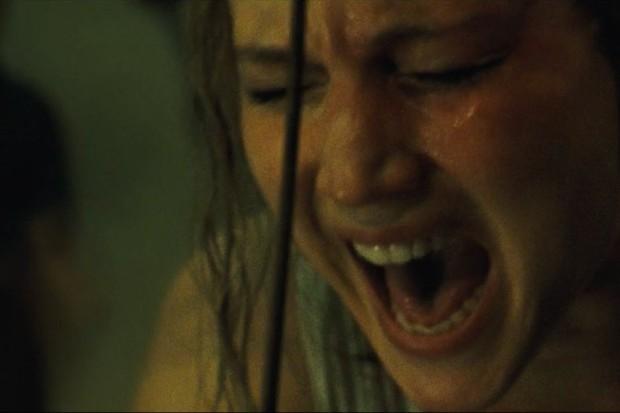 "Jennifer Lawrence em ""Mãe"" (Foto: reprodução )"