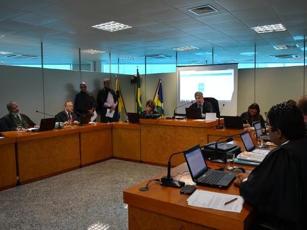 Segundo colocado nas eleições pode ter que assumir governo de Rondônia (Foto: TRE-RO/Divulgação)