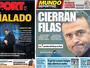 Jornal: derrota para PSG adia conversa sobre futuro de Luis Enrique no Barça