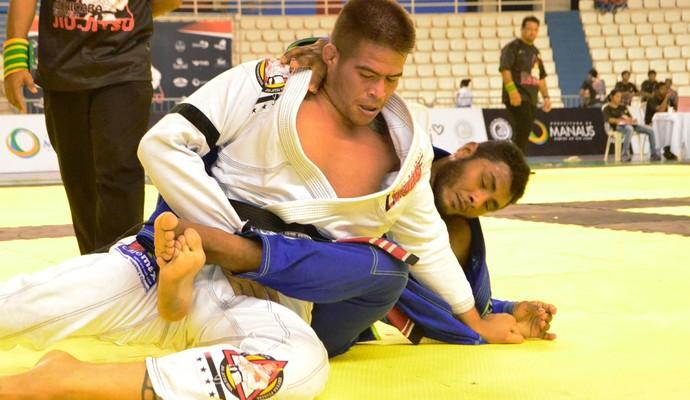Jiu-jitsu Amazonas Victor Hugo (Foto: Emanuel Mendes Siqueira)