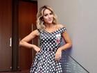Giovanna Ewbank sobre Titi: 'Não escolheu ser famosa