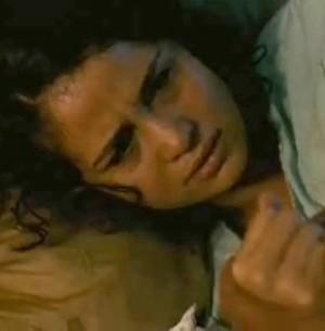 Odaléia faz último pedido ao morrer de tuberculose (Gonzaga/TV Globo)