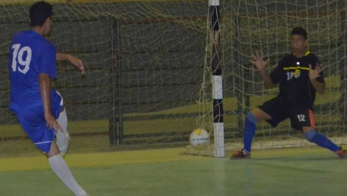 Futsal Sub-20 Roraima, Vivaz x Buriti (Foto: Nailson Wapichana)
